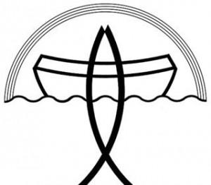 Logo CGKV Surhuisterveen - Regenboogkerk